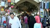 Összeomlik az iráni valuta