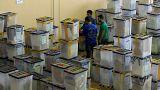 آغاز بازشماری دستی آرای انتخابات عراق