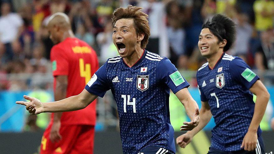 A pesar de una desoladora derrota, Japón deja atrás una excelente reputación