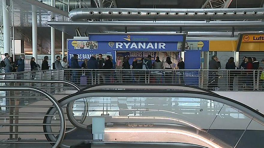 الإضرابات تتسبب في إلغاء رحلات أكثر من 210 ألف راكب في أوروبا