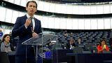 نقش کلیدی صدراعظم جوان اتریش در آینده بحران مهاجرت به اروپا