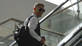 Cristiano Ronaldo está de malas para Turim, garantem em Espanha