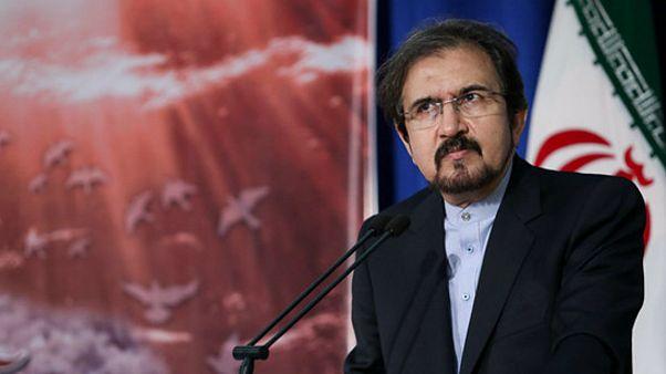 سخنگوی وزارت خارجه ایران