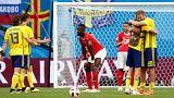كأس العالم 2018: المنتخب السويدي يتأهل إلى الدور ربع النهائي بعد غياب 24 سنة على حساب سويسرا