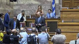 """Greece now a """"normal"""" eurozone country, says Moscovici"""
