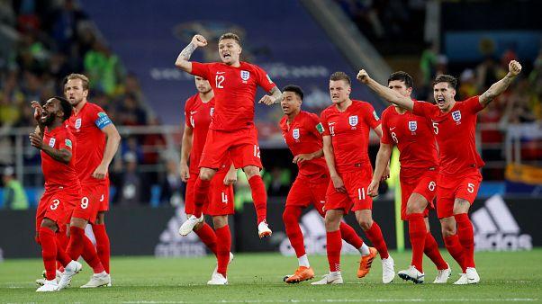 Mondial 2018 : les Anglais ont vaincu le mauvais sort