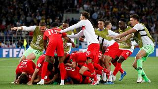 Russia 2018: l'Inghilterra si salva ai rigori, fuori la Colombia