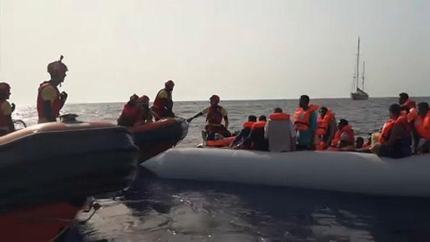 """Guardia Costiera libica a Euronews: """"pochi mezzi ma abbiamo fiducia nelle promesse di Salvini"""""""