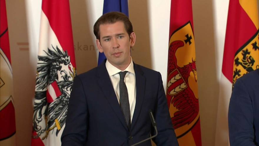 Austria se prepara para reforzar sus fronteras