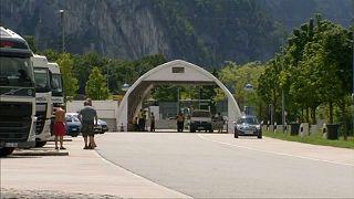 Ausztria is zárt tranzitzónákat állítana fel