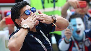 مارادونا: حاضرم بیدستمزد مربی آرژانتین شوم