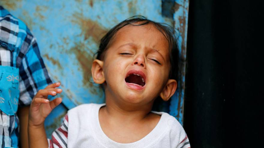 """Jemen: """"Blutbad"""" für Kinder"""
