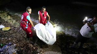 Más de 200 desaparecidos en el Mediterráneo en tres días