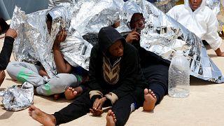 Migrants : 180 morts en cinq jours au large de la Libye