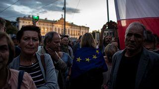 Polónia e Comissão Europeia de costas voltadas. Porquê?