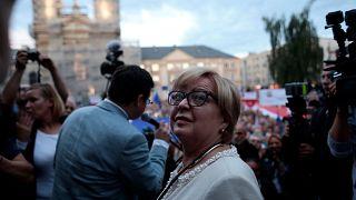 Πολωνία: Μετωπική δικαιοσύνης κυβέρνησης