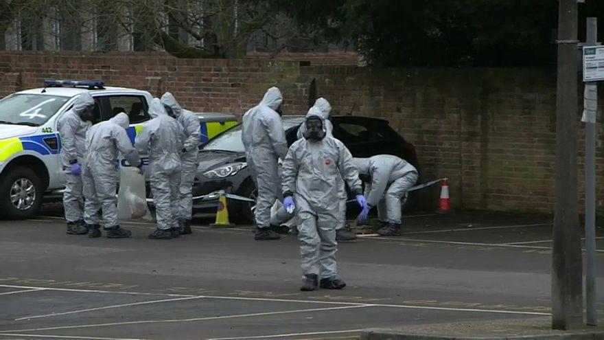 Paar in Salisbury durch dieselbe Substanz vergiftet wie Ex-Agent Skripal
