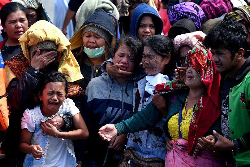 Antara Foto/Sigid Kurniawan/via REUTERS