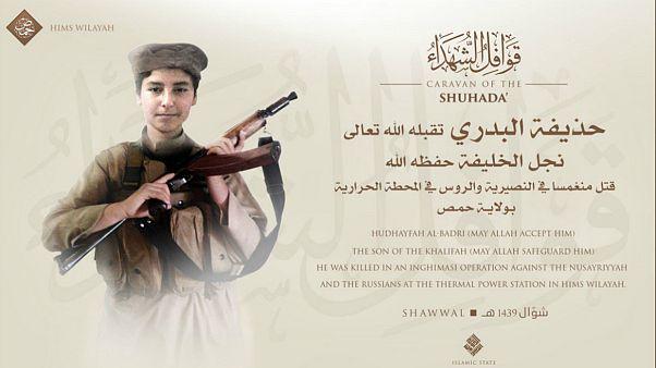 داعش: پسر ابوبکر بغدادی کشته شده است