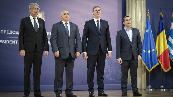 Τετραμερής Σύνοδος Ελλάδας-Βουλγαρίας-Σερβίας-Ρουμανίας
