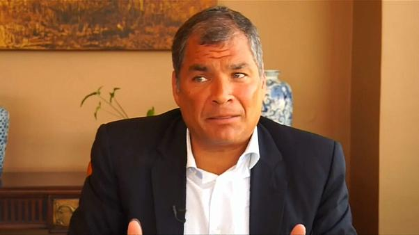 Ecuador pide el arresto y la extradición de Rafael Correa