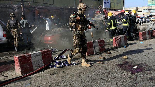 خشونت نیروهای امنیتی در افغانستان