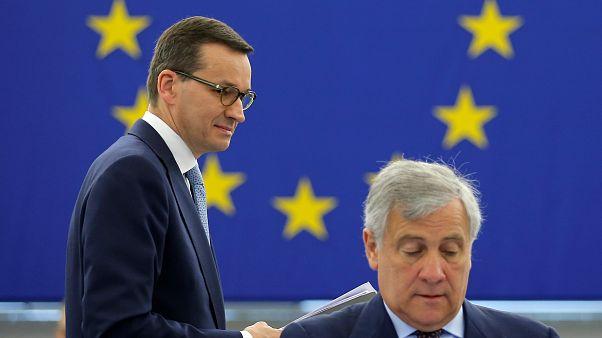 ΕΕ vs Πολωνίας: Η αντιπαράθεση κλιμακώνεται και στην Ευρωβουλή