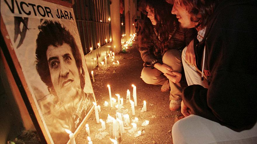 Condenan a nueve miembros del Ejército chileno por crimen de Víctor Jara