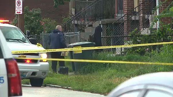 Lövöldözés St. Louisban