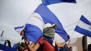 Managua, la capital nicaragüense en el ojo del huracán