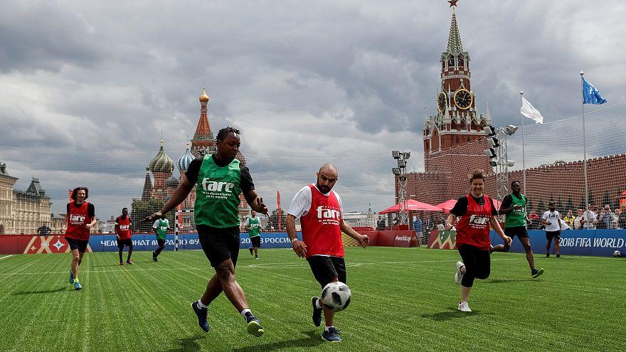 La Coupe du monde des immigrés
