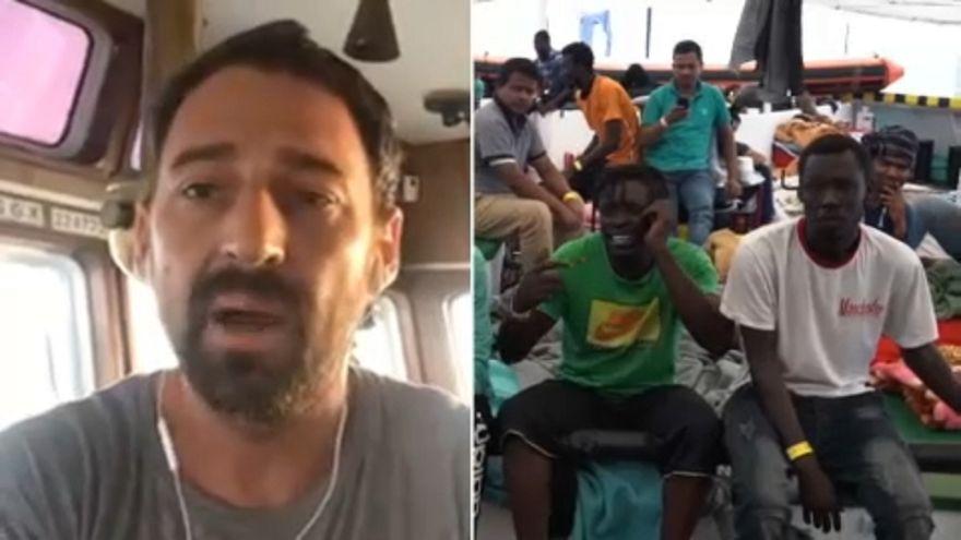 Ismét Spanyolország fogadta a menekülők hajóját
