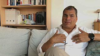 """Rafael Correa : """"l'Equateur est une république bananière"""""""