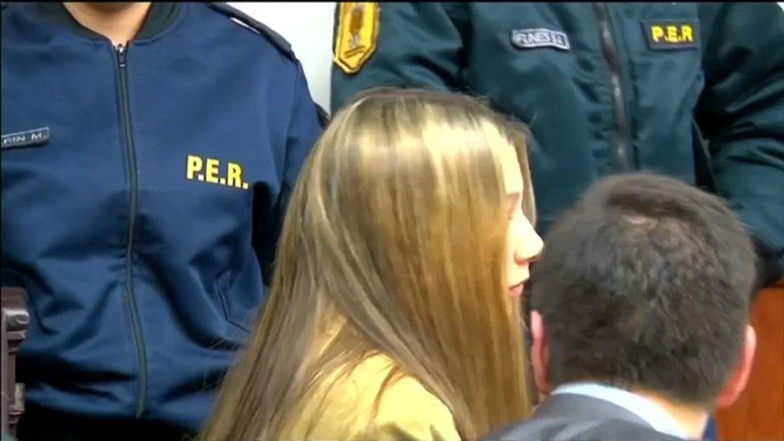 الحكم على الفتاة الأرجنتينية التي قتلت صديقها السابق بالسجن 35 عاما