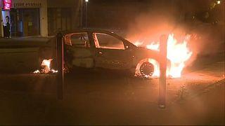Frankreich: Randale nach Tod bei Verkehrskontrolle