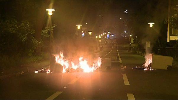 Francia: scontri a Nantes