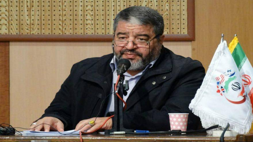İran Sivil Savunma Kurumu Başkanı General Gulam Rıza Celali