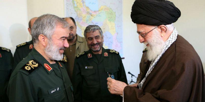 عکس از Khamenei.ir