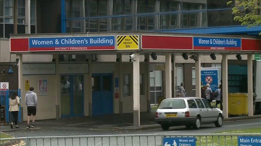 القبض على إمرأة للاشتباه في قتلها 8 مواليد في مستشفى ببريطانيا