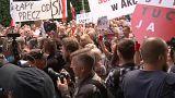 Judge Protest