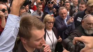 Juíza desafia governo polaco