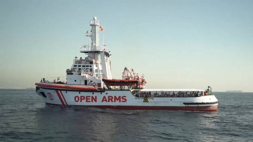 Migrants aboard aid ship share hopes as they head to Spain