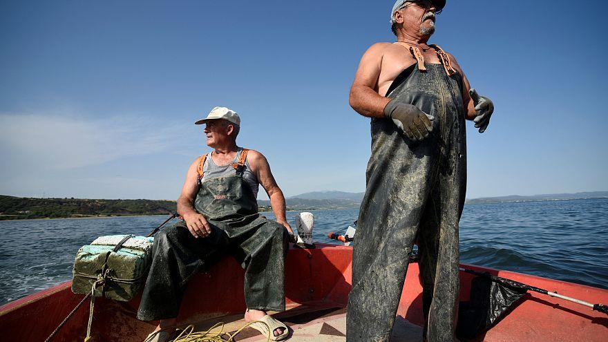 A morte lenta da pesca na Grécia