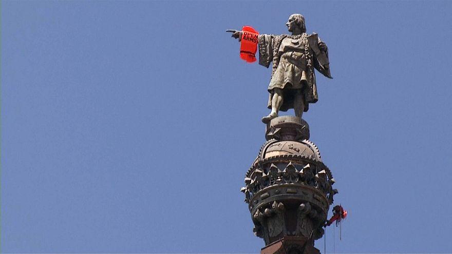 Colón también abrió sus brazos al Open Arms