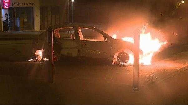 Disturbios en Nantes por la muerte de un joven por un disparo de la policía