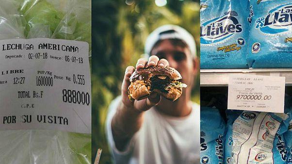 تورم ۴۰ هزار درصدی؛ با حداقل دستمزد در ونزوئلا چه میتوان خرید؟