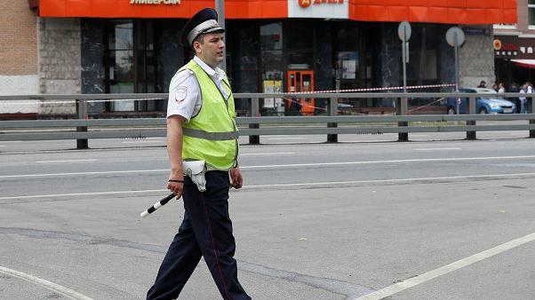 مقتل شخص وإصابة 3 أخرين في حادث دهس بروسيا