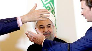 روحانی در اتریش: ایران تنها درچارچوب منافع خود به برجام پایبند می ماند