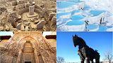 Türkiye'den Unesco Dünya Kültür Miras Listesi'ne giren 18 alan
