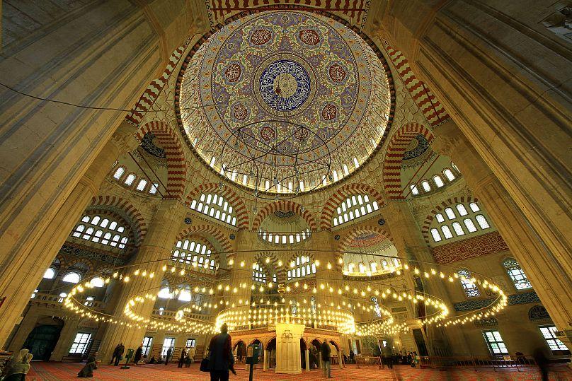 AA / Ali İhsan Öztürk